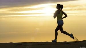 correr en la mañana